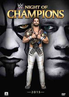 WWE: NIGHT OF CHAMPIONS includes all of the highlights and live action from the pay-per-view wrestling event, which took place on September 20, 2015, at the Toyota Center in Houston, Texas. Seth Rolli