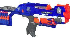 Spielzeug für draußen Hasbro NERF B5573 HYPER Fire Blaster N-strike Elite günstig kaufen