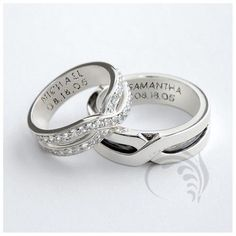 54 Best Couple Wedding Ring Designs Images Wedding Rings Ring