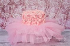 tutu birthday cake - Google Search
