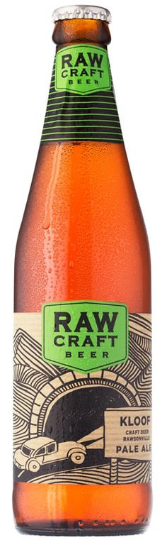Raw Craft Beer | A Rawsonville Original Beer Industry, Craft Beer, Brewery, Beer Bottle, Ale, African, Drinks, Crafts, Beverages
