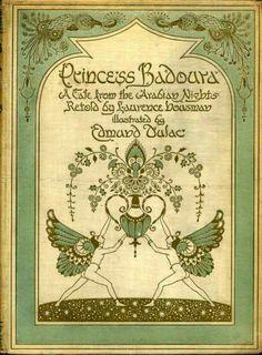 Edmund Dulac – was a French magazine illustrator, book illustrator and stamp designer. For full biographical notes on Dulac se. Edmund Dulac, Sinbad The Sailor, Chestnut Horse, Arabian Nights, Retelling, Black Spot, Book Gifts, Printmaking, Illustrators