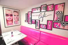 The Barbie cafe, Shanghai    I SO WANT TO GO HERE!!