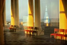Harry Gruyeart - Thermal palace, Town of Ostende, Belgium, 1988