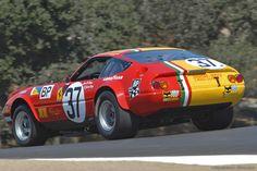 1969-1973 Ferrari 365 GTB-4 Daytona Groupe IV