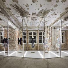Felipe Oliveira Baptista Exhibition  October 17th 2013 - February 16th 2014  MUDE, Lisbon  Designed by Bureau Betak