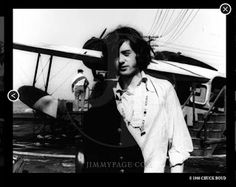 MAGE MUSIC: 1966 Jimmy Page/Yardbirds at Catalena (Chuck Boyd photo)