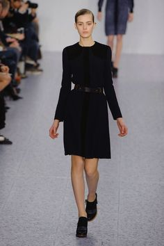 love this coat!!  Chloe Fall 2013