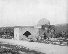 Jewish Mother's Day - of Cheshvan I think that this is Hebron. I was actually tehre in 1968 but couldn't go in. Jewish Temple, Holy Land, Judaism, Modern Buildings, Archaeology, Taj Mahal, Bible, History, Israel