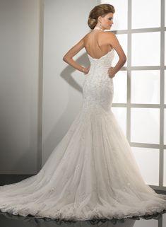 Mermaid Wedding Dresses | Amazing Mermaid Wedding Dresses 2013 - Fashion Diva Design