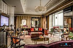 St.Regis Luxury Hotel-Singapore #Presidential Suite Living