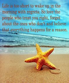 Everything Happens For A Reason – Life Quote