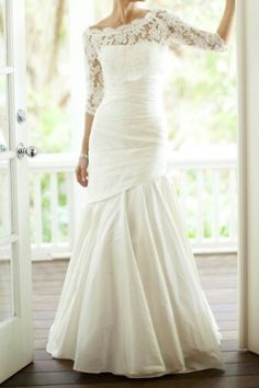 Long Dress - Wedding