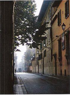 Reggio Emilia, Italy - an Italian adventure for the Food Network.