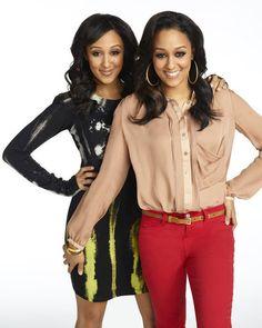 Tia and Tamara and their husbands 2014 | Tia & Tamera To End Their Reality TV Show, Tia Mowry-Hardrict, Tamera ...