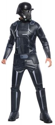 Rogue One: AStar WarsStory Childs Super Deluxe Death Trooper Costume -- Star Wars is back and better than ever with tons of great options to choose from for Halloween Costumes. Check out this star wars costume and all of our others!