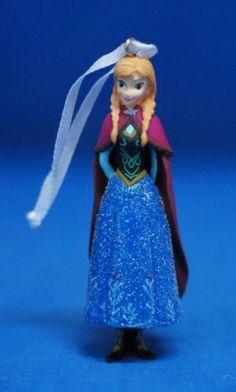 TAG~FROZEN~NWT~Disney Store~2014 ELSA~Snow Queen~Sketchbook~Ornament