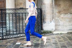 Paris Haute Couture Fall 2014 Street Style - Paris Haute Couture Fall 2014 Street Style