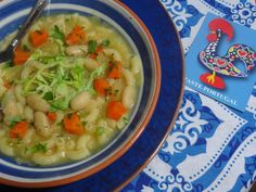 White Minestrone Soup Recipe from Tia Maria's Blog