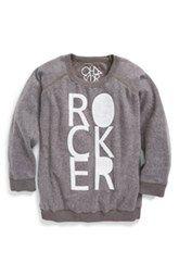 Chaser 'Rocker' Graphic T-Shirt (Toddler Boys, Little Boys & Big Boys)