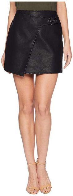 Jack by BB Dakota Fashion Killa Textured Vegan Leather Skirt Steve Madden Style, Fashion Killa, Vegan Leather, Shop My, Leather Skirt, Bb, Mini Skirts, Feminine, My Style
