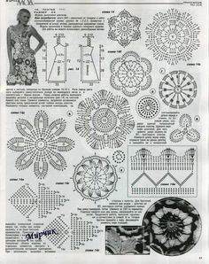 flower diagrams