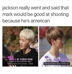 Jackson never filters what he says