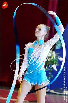 Rhythmic Gymnastics Competition Leotard Ice Figure by Modlen, $129.99