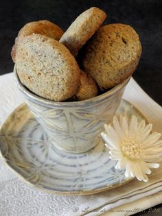 buckwheat shortbread {gluten free} - Some time ago I proposed a recipe for buckwheat cookies, because with us we love those bought in bu - Healthy Recipes For Diabetics, Healthy Gluten Free Recipes, Gluten Free Cakes, Gluten Free Desserts, Vegan Gluten Free, Biscuit Cookies, Biscuit Recipe, Shortbread, Gluten Free Recipes
