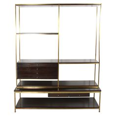 Paul McCobb Irwin Collection Wall Unit/Room Divider.