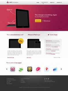 25 Best Corporate Website Design examples for your inspiration