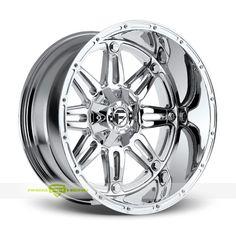Fuel Hostage D530 Chrome Wheels For Sale & Fuel Hostage D530 Rims And Tires