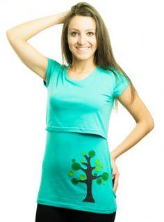 Camiseta Árbol de Lactancia