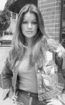 Schwarze haarige Muschi Lisa Marie Presley — foto 10