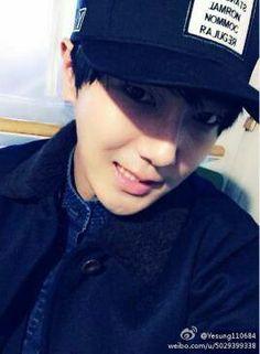 #Yesung super junior #Kpop