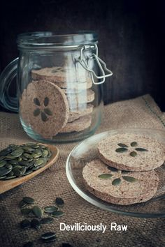 """Almond flatbread ( almond milk pulp recipe ) Makes 12 You'll need: blender, food processor, dehydrator Preparation time: 30 minutes Total time: 7 hours 30 minutes Ingredients: 3 cup almond pulp ( wet - from making almond milk ) 1/2 cup ground flax seeds* 2 tbsp ground hemp seeds* 1/2 cup irish moss paste* 1/4...</p><p><a class=""""more-link"""" href=""""https://deviliciouslyraw.com/2015/05/07/almond-flatbread/"""">Read More »</a></p>"""