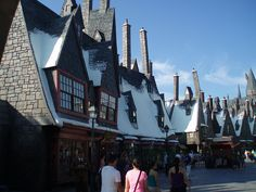 Harry Potter Islands of Adventure Universal studios