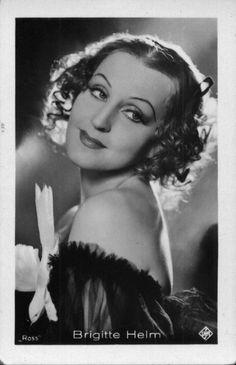 Brigitte Helm 002 _ Ross cards