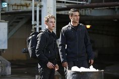 "Agents of Shield ""The Hub"" S1EP7"