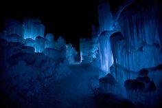 ice castle design arctic artistry