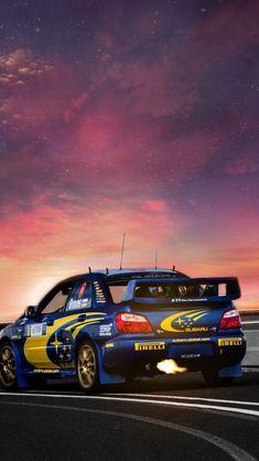 Subaru Wrc, Subaru Rally, Rally Car, Subaru Impreza, Wrx Sti, Car Iphone Wallpaper, Jdm Wallpaper, Tuner Cars, Jdm Cars