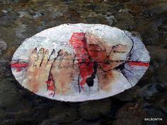 arte en el agua