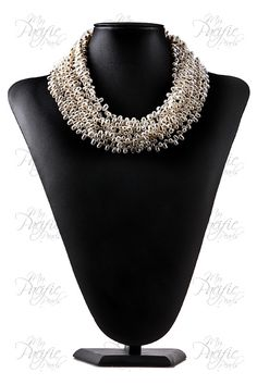 Only $147! My Pacific Pearls - Pearl Jewelry, Pearl Necklaces, Pearl Earrings | Gotta Have It! - Eight-Strand Baroque Pearl Necklace Consisting of 1000 Pearls