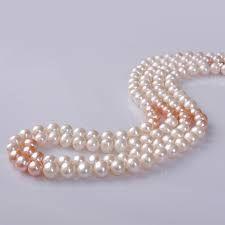 Resultado de imagen para collares de perlas y cristales 2015