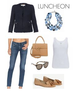 Fashion Friday: Classic New England Summer Outfits