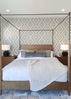 11 Best bedroom wallpaper accent wall images | Wall papers ...