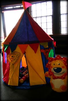 Circus tent bought from amazon