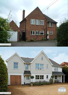 house New England Remodelling Project in Berkshire