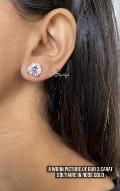 Fancy Jewellery, Jewelry, Diamond Earrings, Stud Earrings, Jewlery, Jewerly, Schmuck, Stud Earring, Jewels