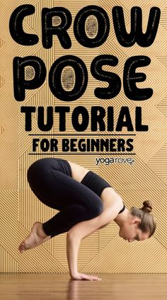 Think you can't do crow pose? Think again! Learn the most common mistakes people make in crow pose, and how to master it in no time! Yoga Meditation, Yoga Positionen, Sup Yoga, Yoga Handstand, Vinyasa Yoga, Yoga Moves, Yoga Exercises, Yoga Workouts, Yoga Inspiration